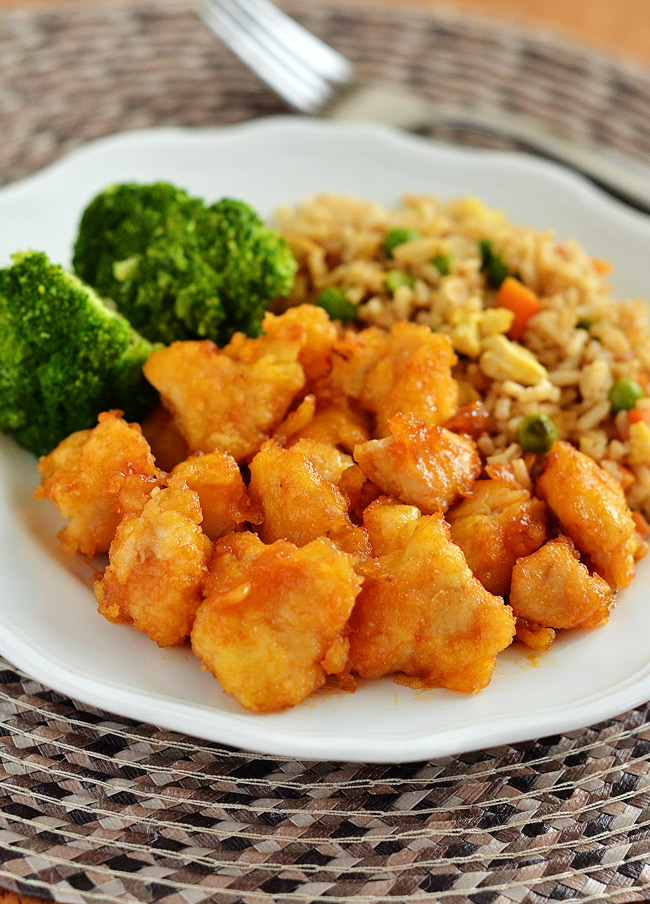 Baked sweet and sour chicken we make this chicken all the time because its so good best recipe on pinterest forumfinder Images