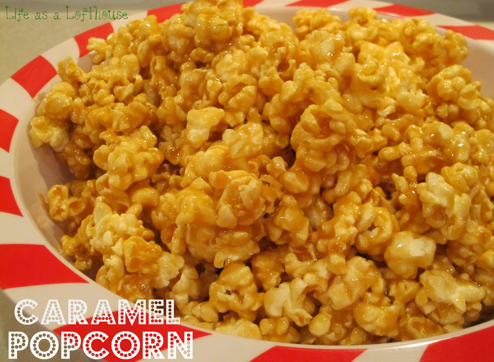 Spicy Cheese-Caramel Popcorn Recipes — Dishmaps
