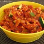 Ultra-Healthy Mexican Chili