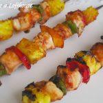 Sweet BBQ Chicken Kebabs
