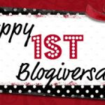 Happy 1st Blogiversary…. to me!