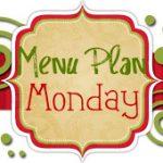 Menu Plan Monday #2