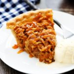 Shredded Apple Pie