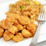 Low Fat Orange Chicken