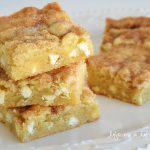 Snickerdoodle Blondies and my Chinet Bakeware Review & Giveaway!