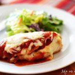 Mozzarella & Pepperoni Stuffed Chicken
