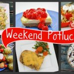 Weekend Potluck #33