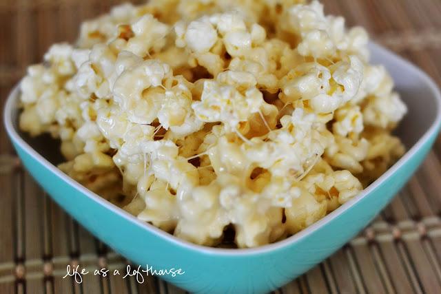 Marshmallow Popcorn