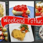 Weekend Potluck #34