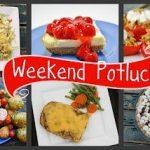 Weekend Potluck #41