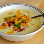 Loaded Baked Potato Soup