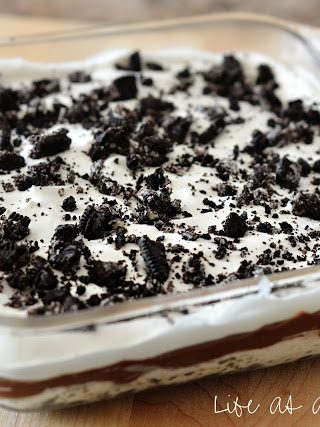 Heavenly Oreo Dessert