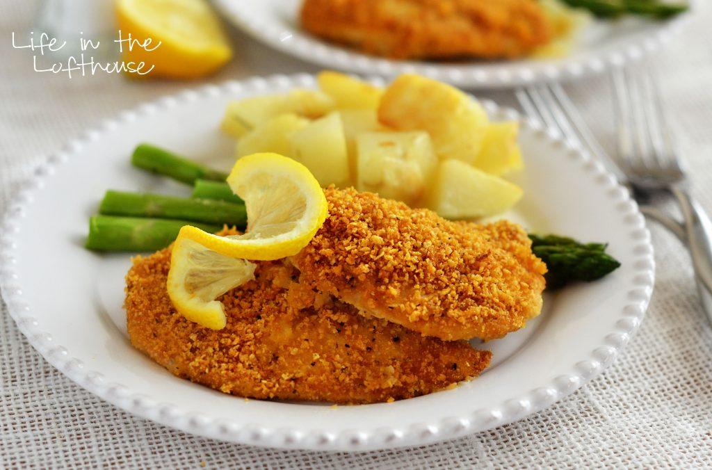 crispy-baked-lemon-chicken
