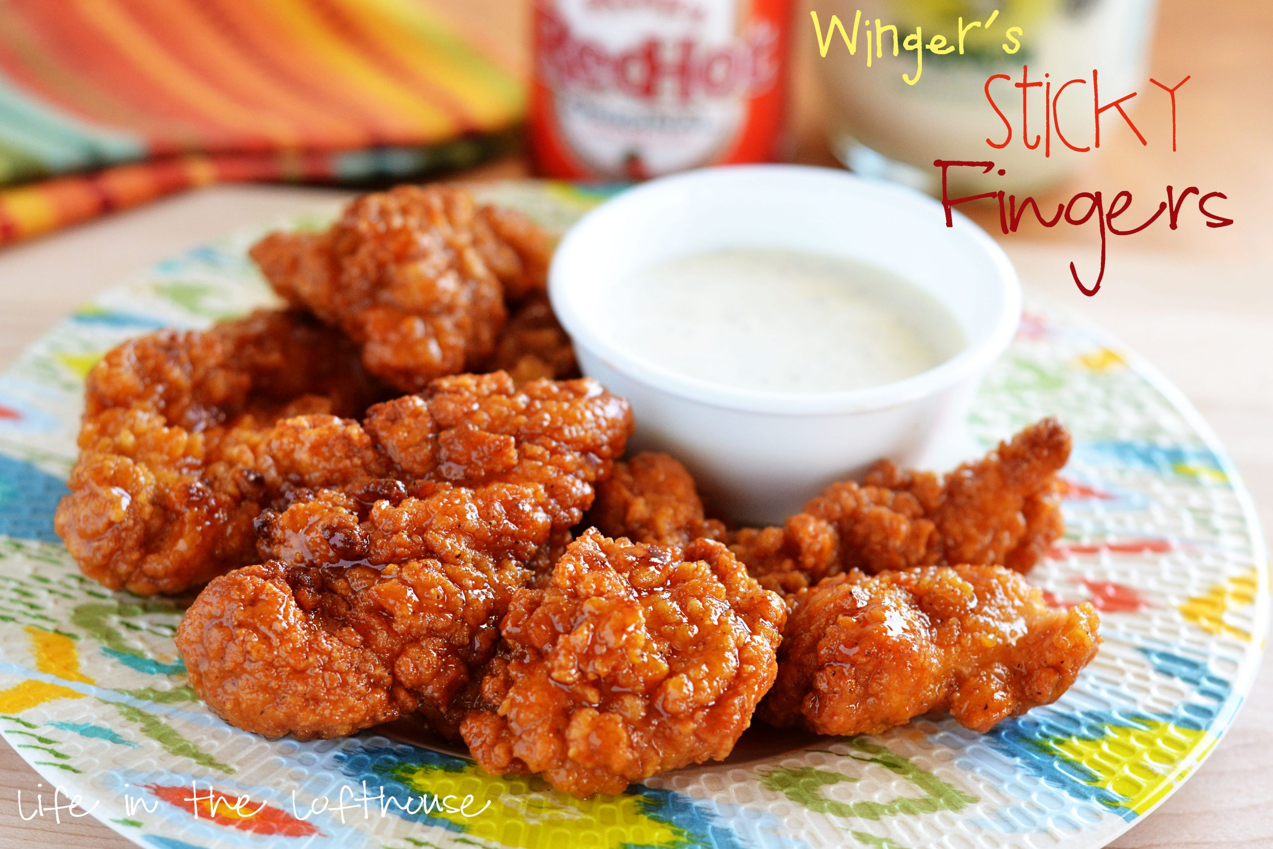 Wingers sticky fingers forumfinder Choice Image