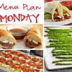 Menu Plan Monday #41