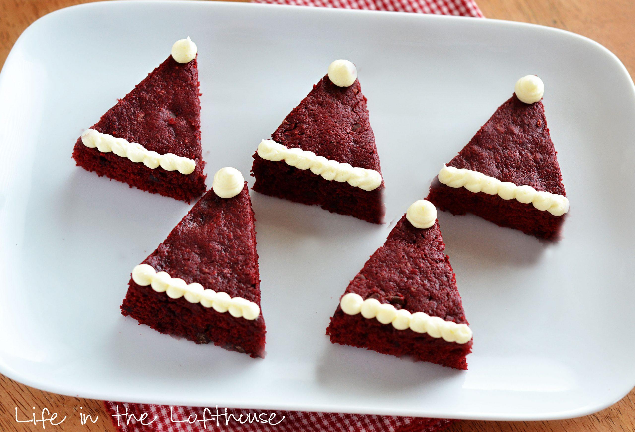 White Chocolate Velvet Cake