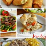 Menu Plan Monday #49
