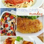 Menu Plan Monday #48