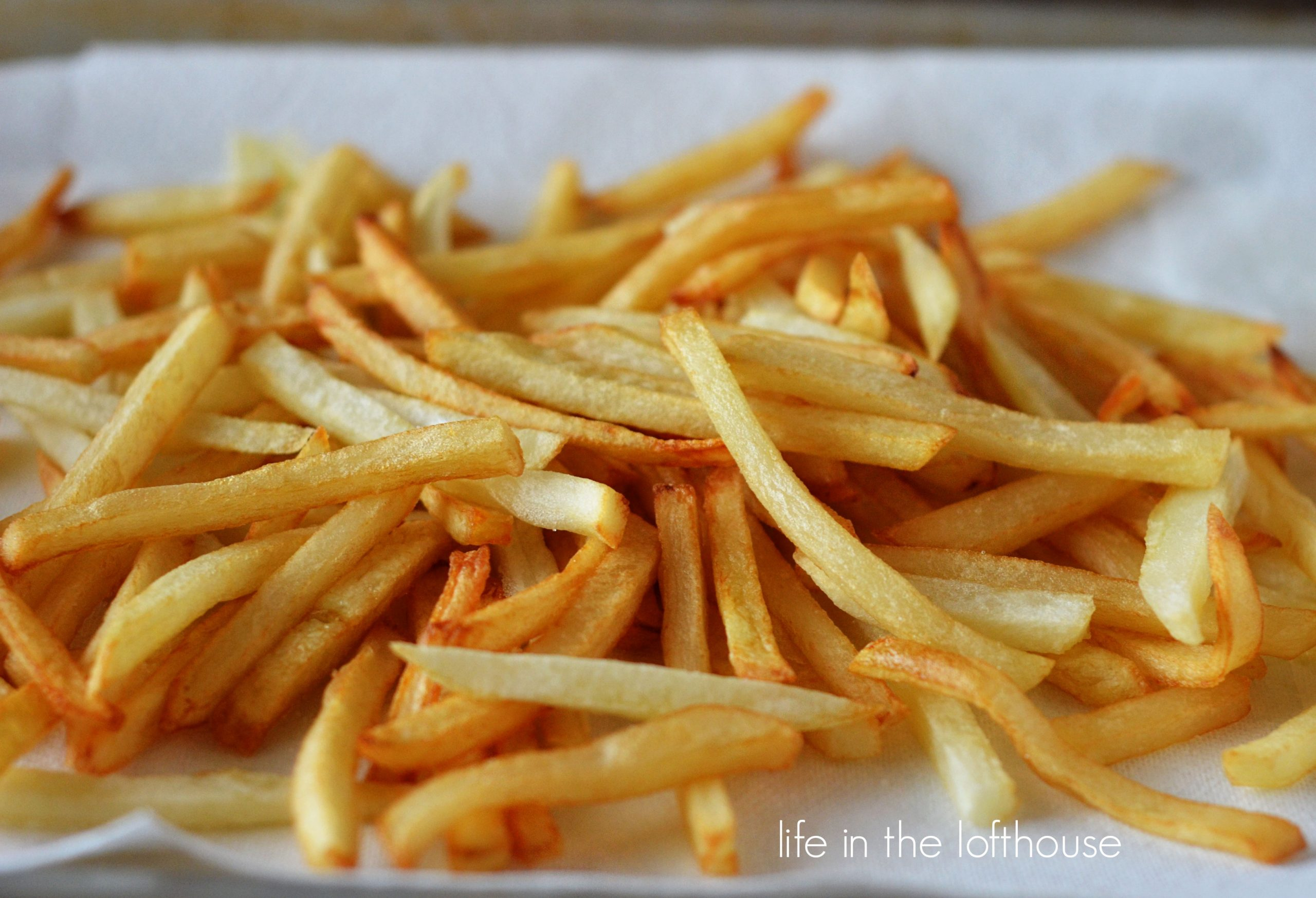Perfect French Fries Recipe — Dishmaps