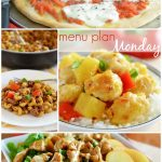 Menu Plan Monday #51