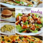 Menu Plan Monday #50