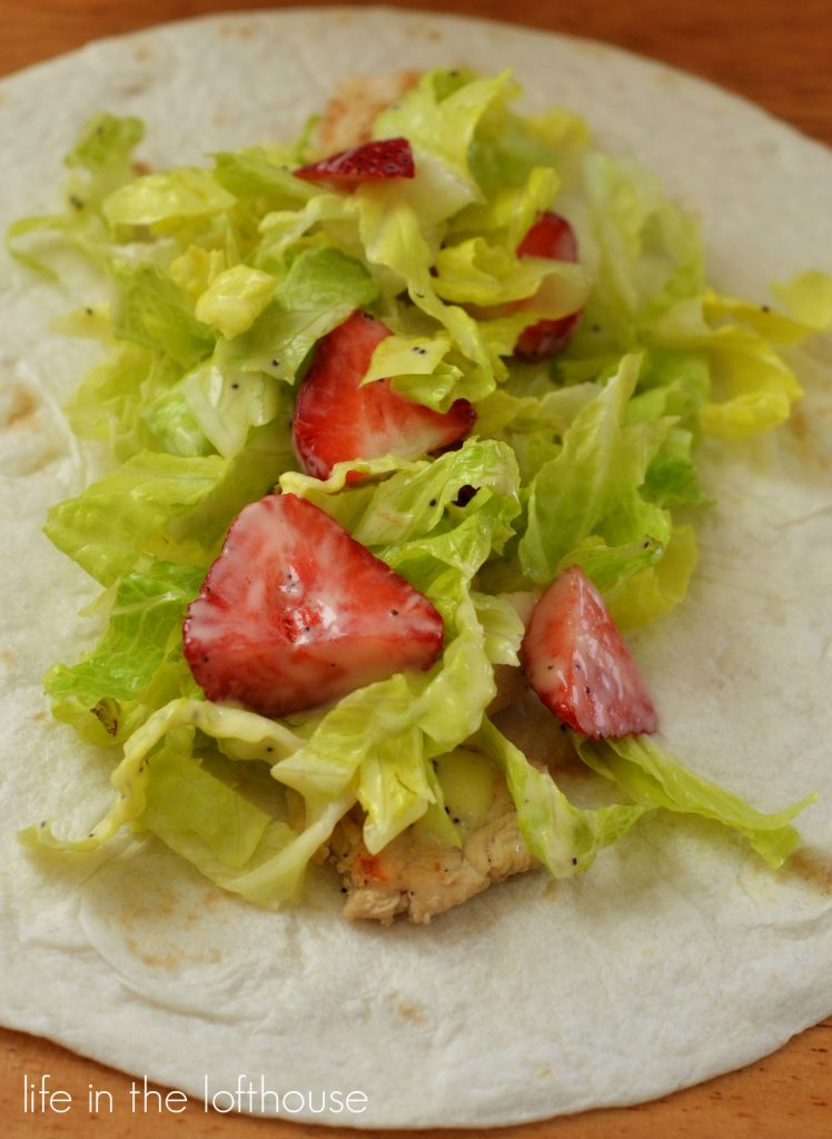 strawberry-chicken-wrap-last step