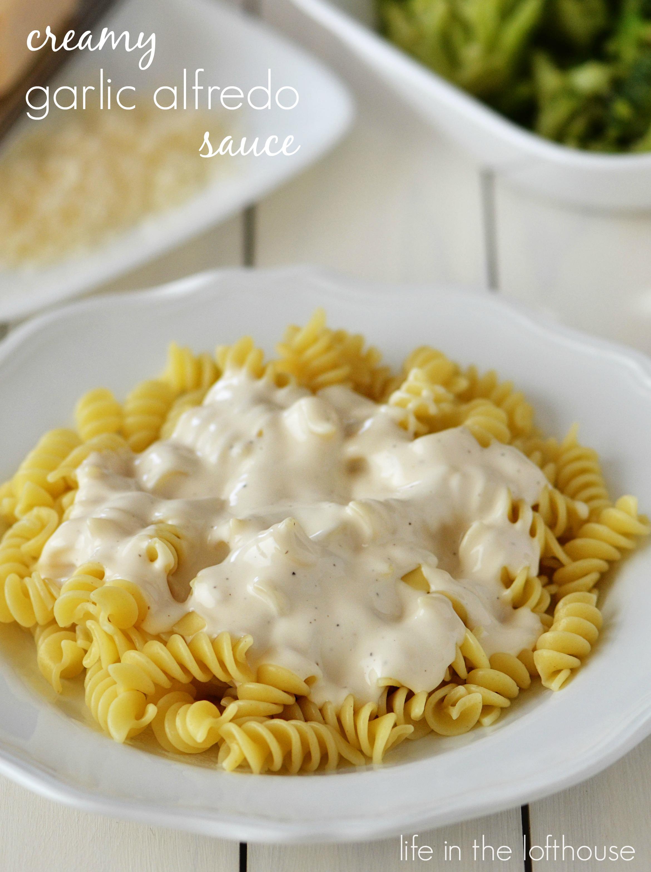 Alfredo Sauce Recipe — Dishmaps