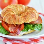 BLT Ranch Croissants