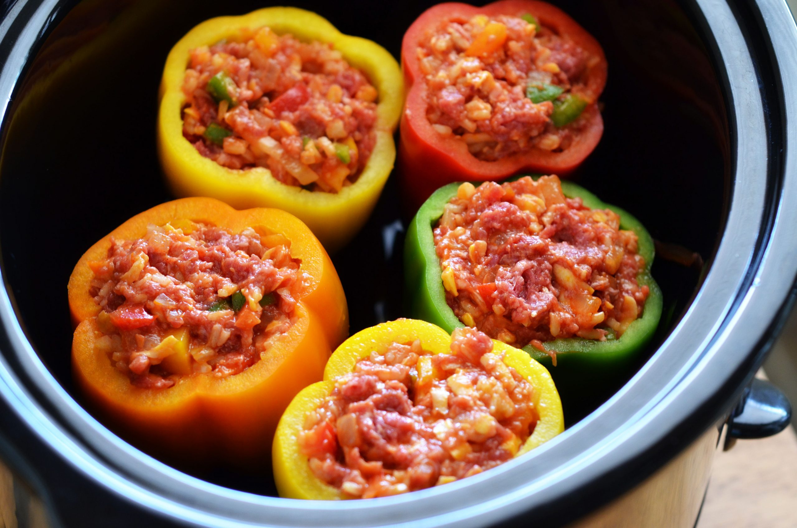 Sweet And Sour Stuffed Pepper Recipes — Dishmaps