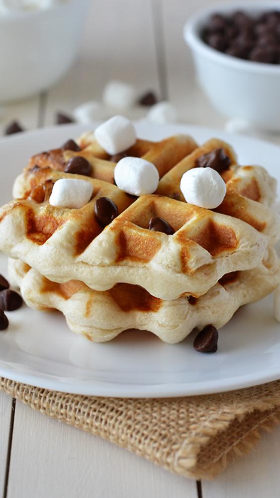PHOTO#7_Smores_Waffles