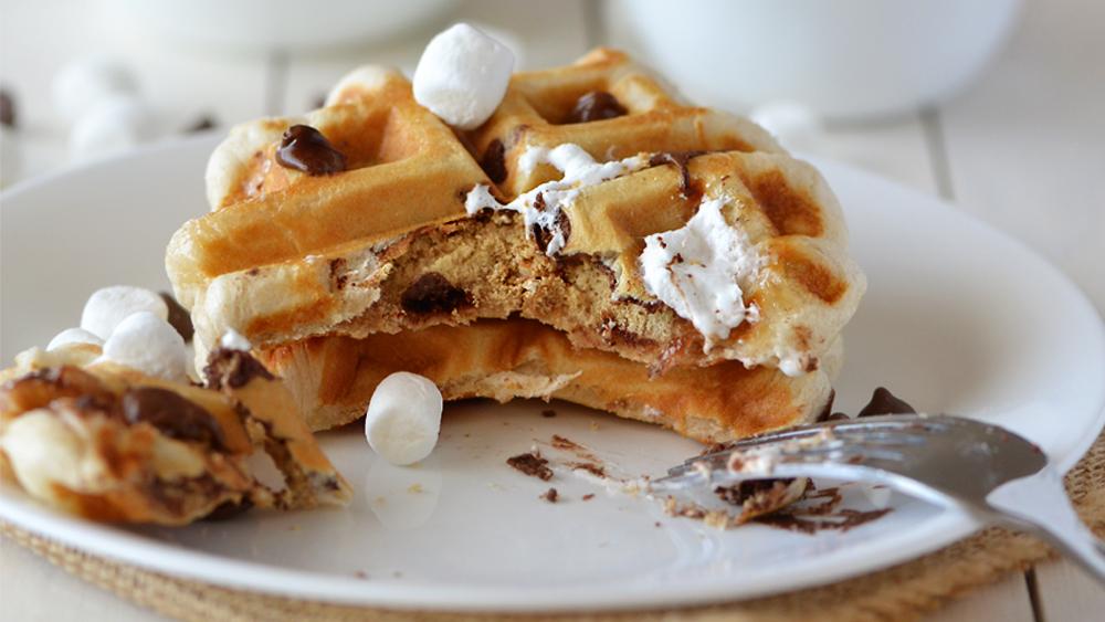 PHOTO#8_Smores_Waffles