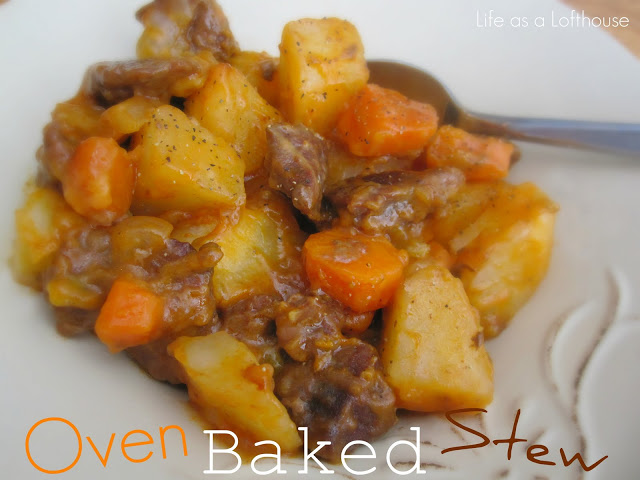 baked stew