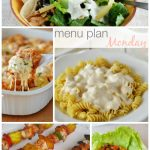 Menu Plan Monday #55
