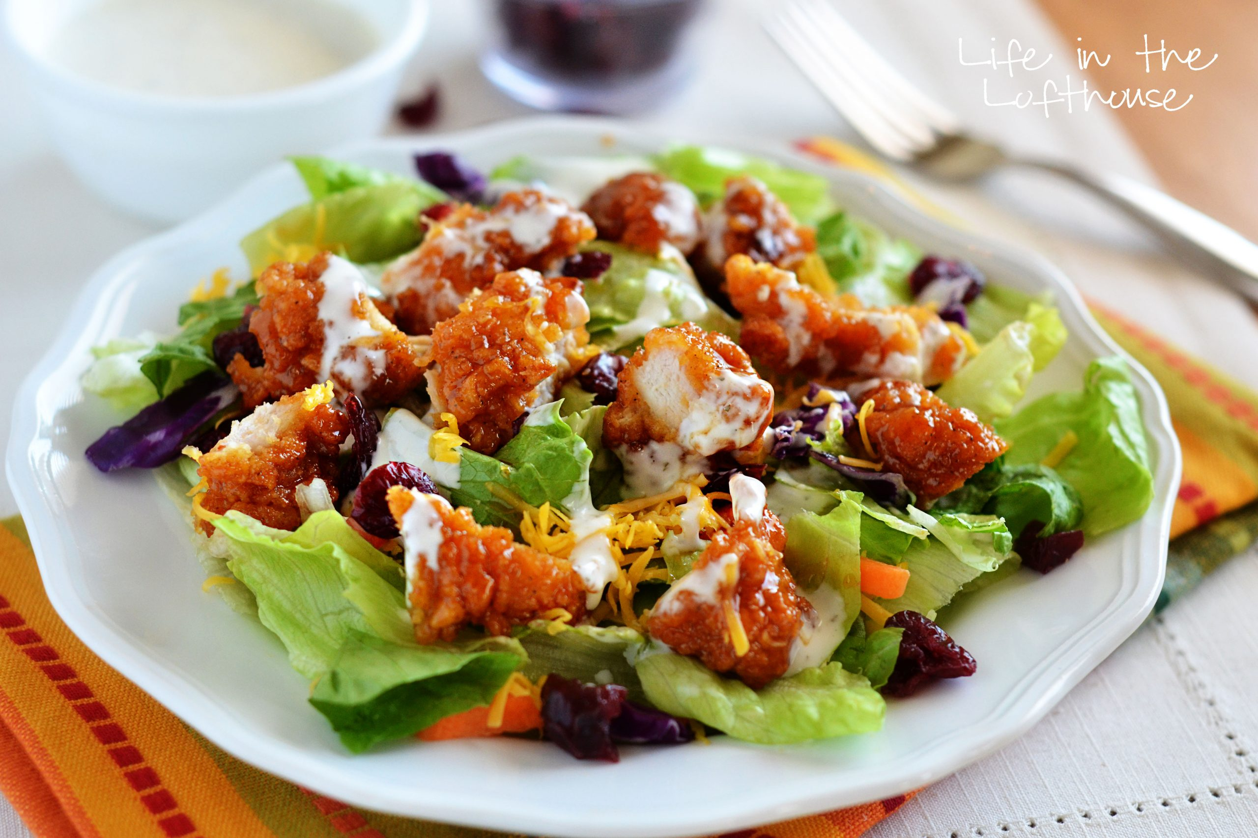 wingers-sticky-finger-salad