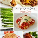 Menu Plan Monday #58