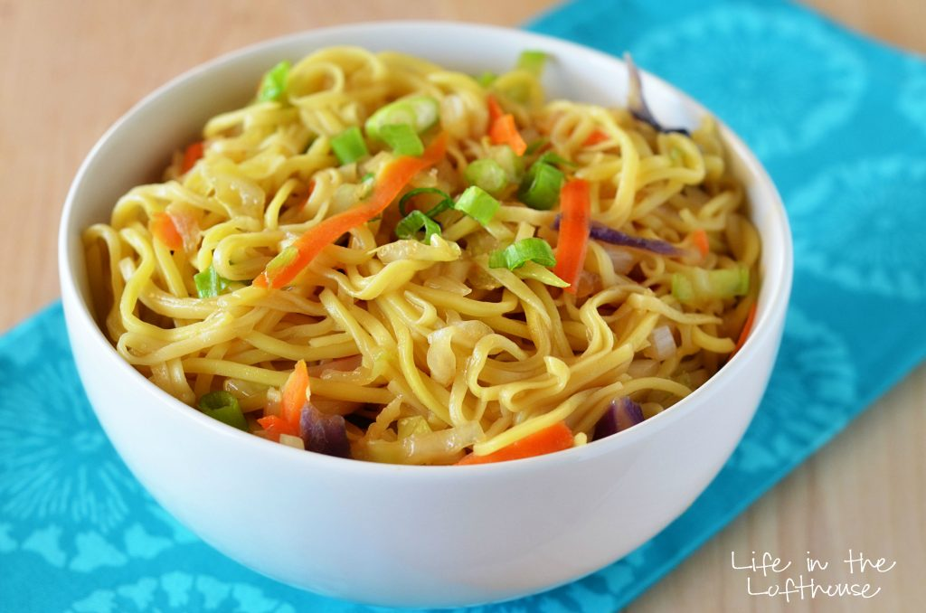 how to make chow mein from scratch