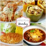 Menu Plan Monday #64