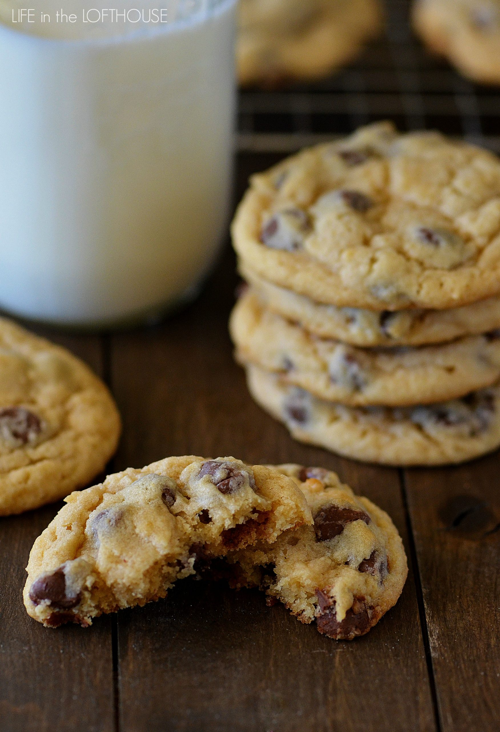 Bisquick Chocolate Chip Cookies - Life In The Lofthouse