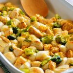 Chicken Broccoli Bubble Up Bake