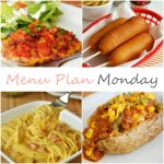Menu Plan Monday #67