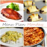 Menu Plan Monday #68