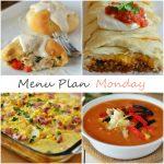Menu Plan Monday #72