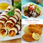 Menu Plan Monday #71