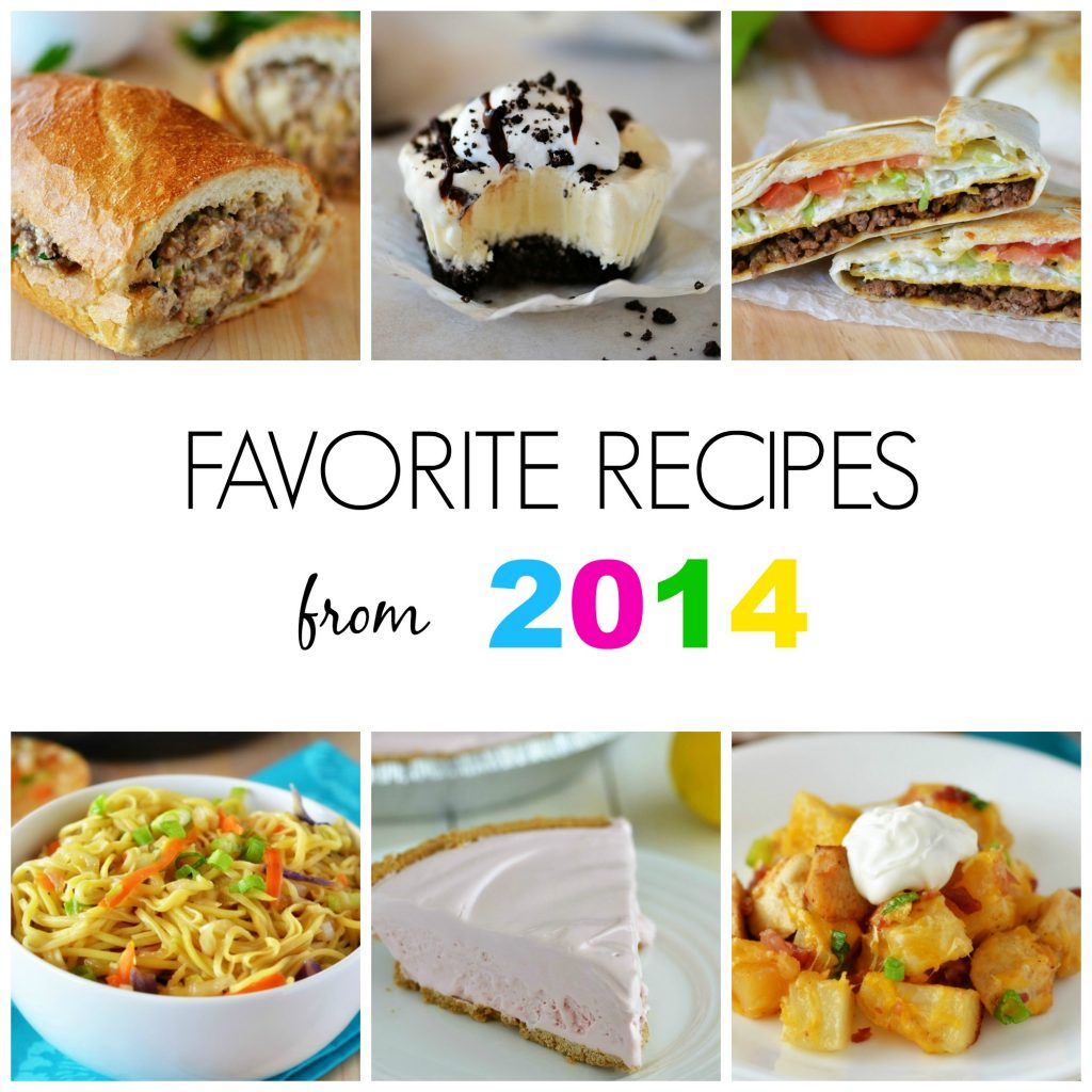 FavoriteRecipes2014