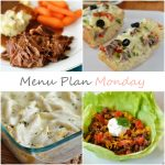Menu Plan Monday #74