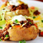 Taco Potatoes
