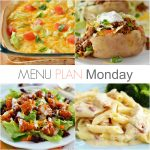 Menu Plan Monday #83