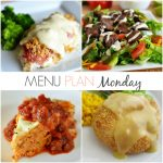 Menu Plan Monday #81
