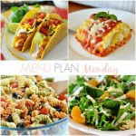 Menu Plan Monday #82