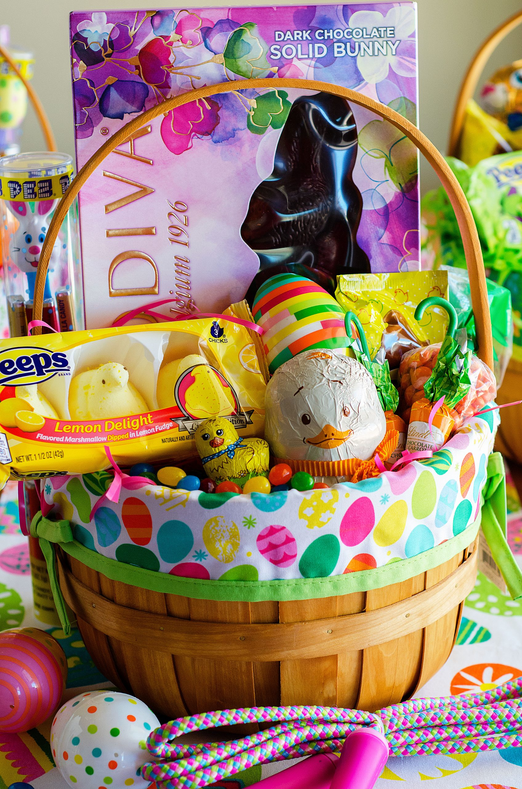 Easter sugar cookies and the perfect easter basket from target easterbaskettarget1 ggnoads negle Gallery